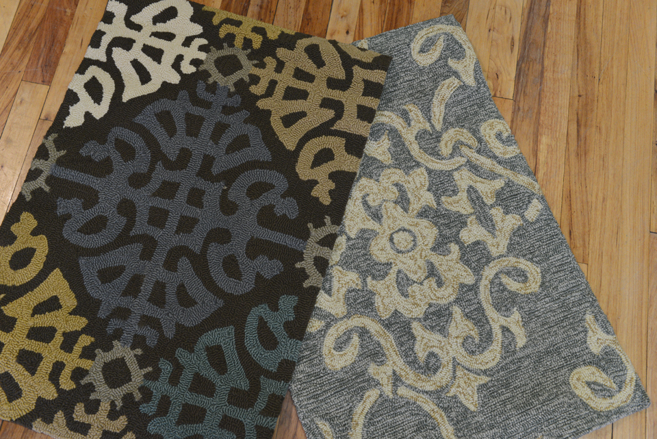 Rugs at B. Whimsy