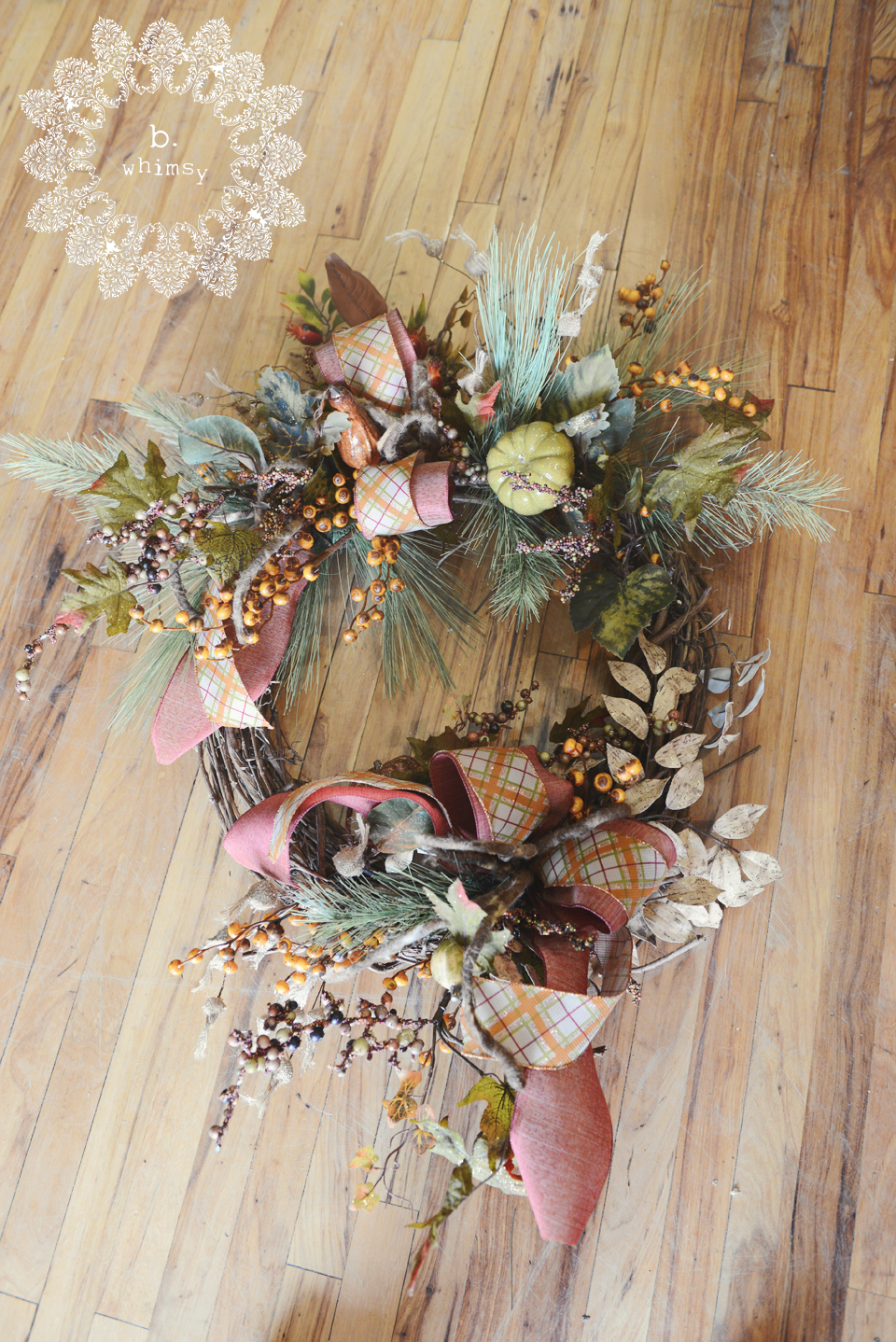 Fall Florals by B. Whimsy
