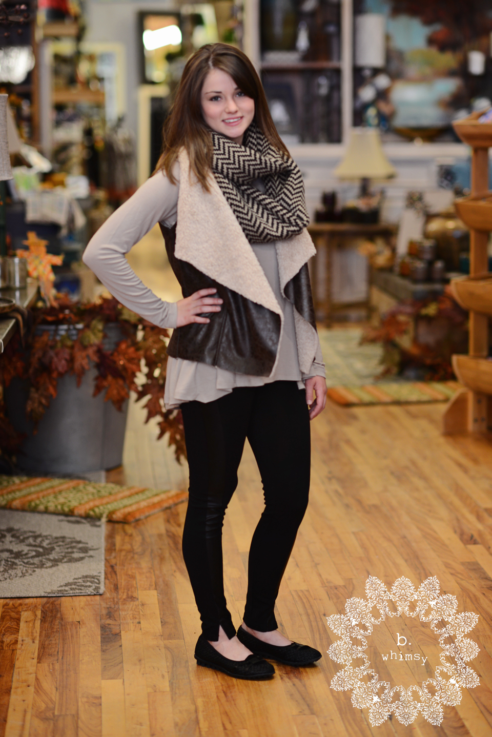 Women's Clothes Fall 2014 at B. Whimsy