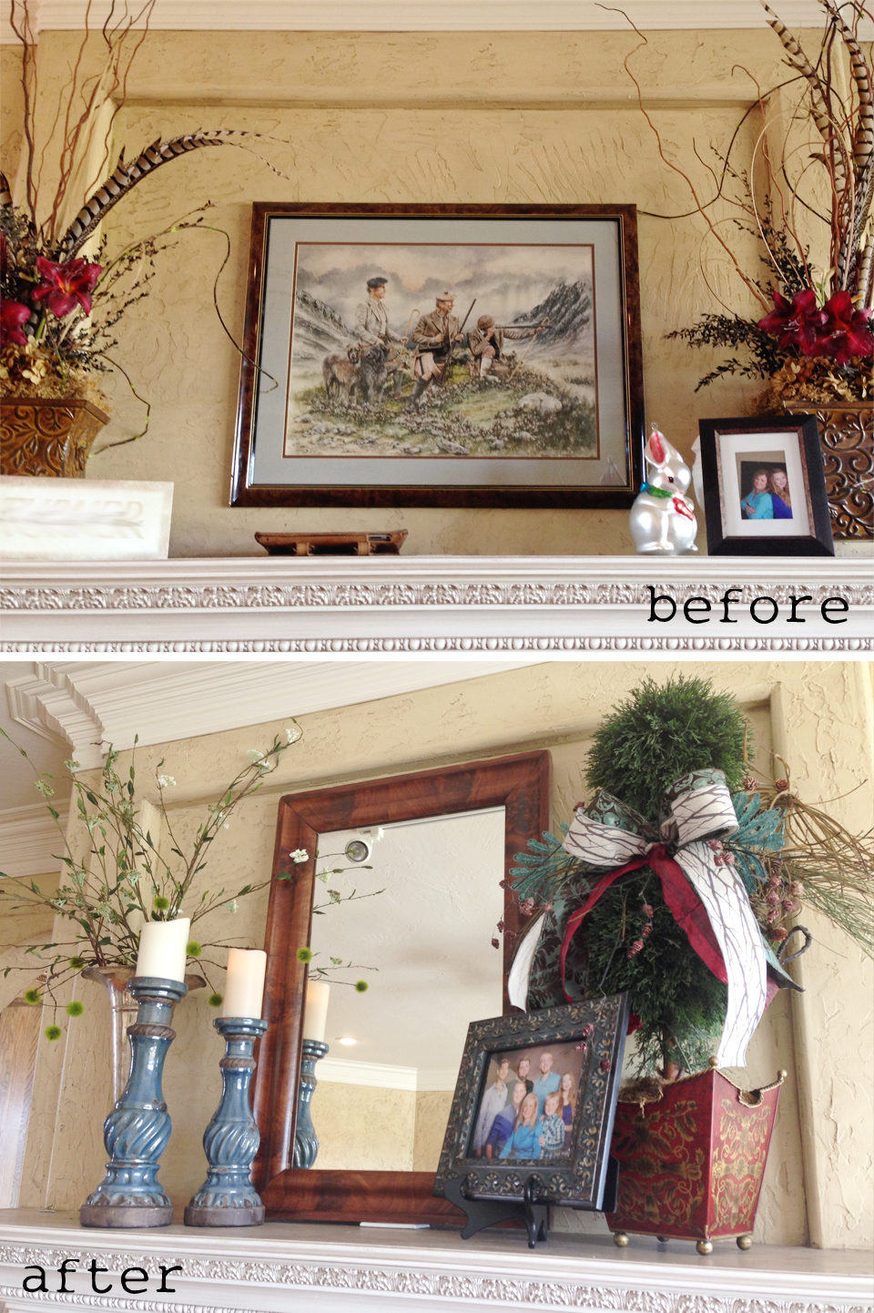 Decorating by B. Whimsy