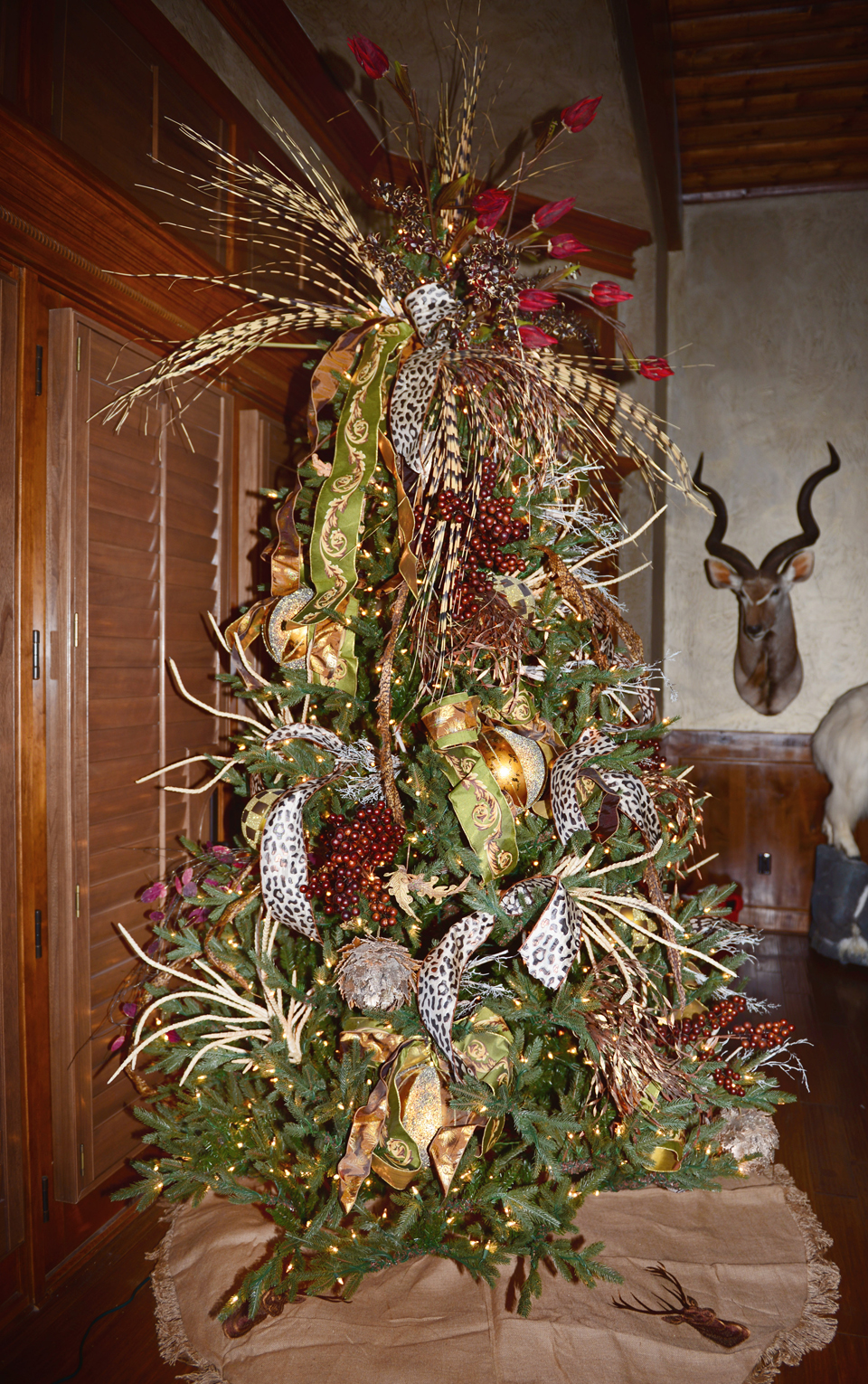 Christmas decorations b whimsy for Whimsical decor