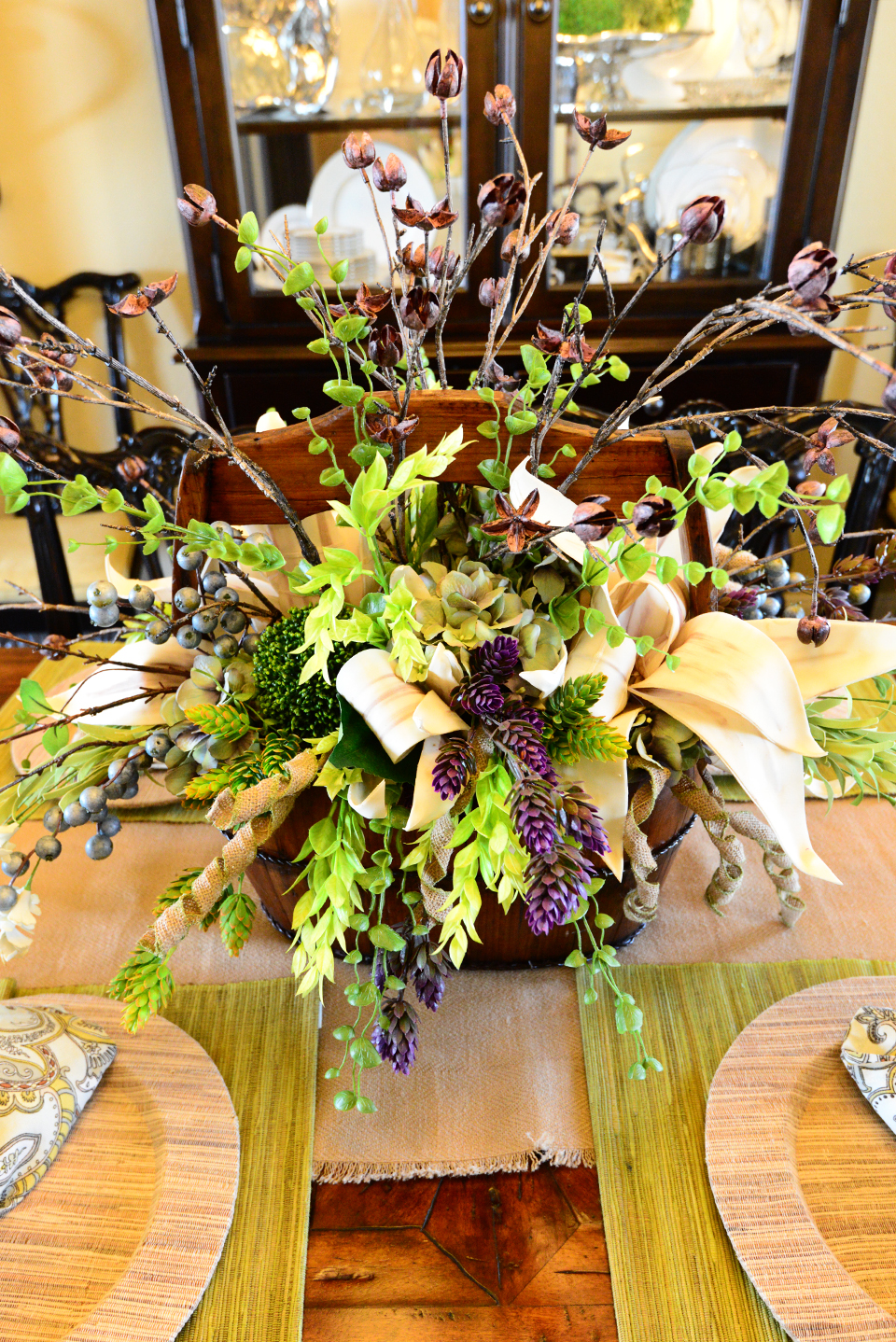 Floral Design by B. Whimsy