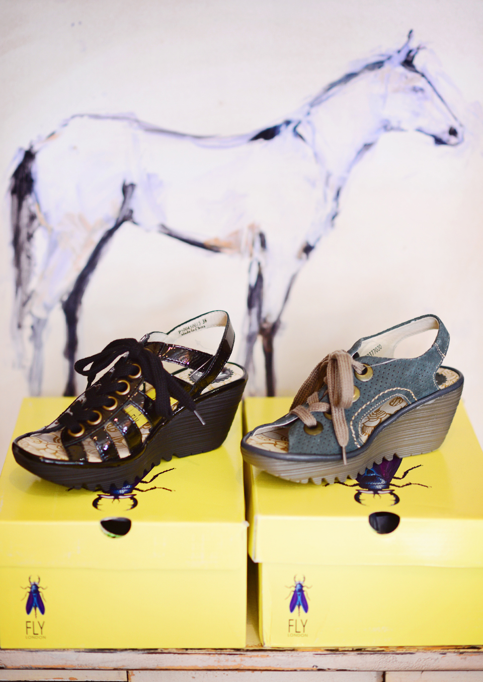 Shoes by B. Whimsy