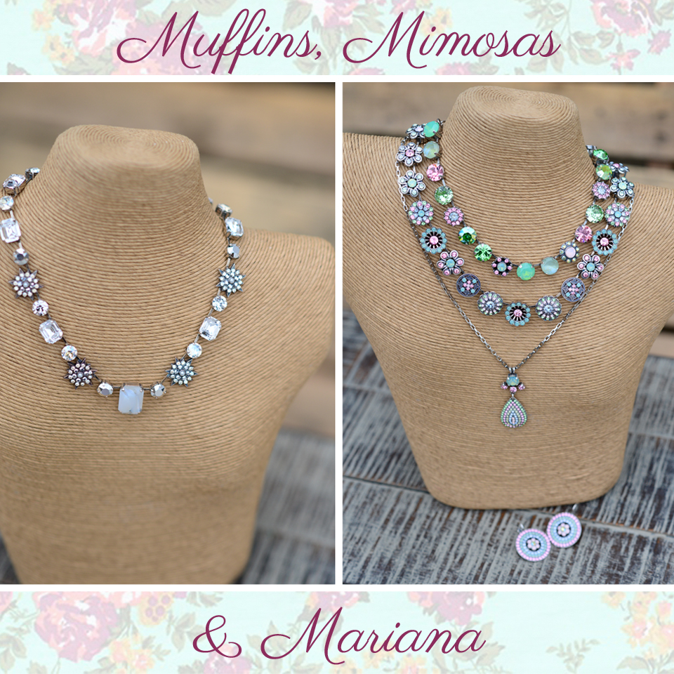 Mariana Jewelry at B. Whimsy