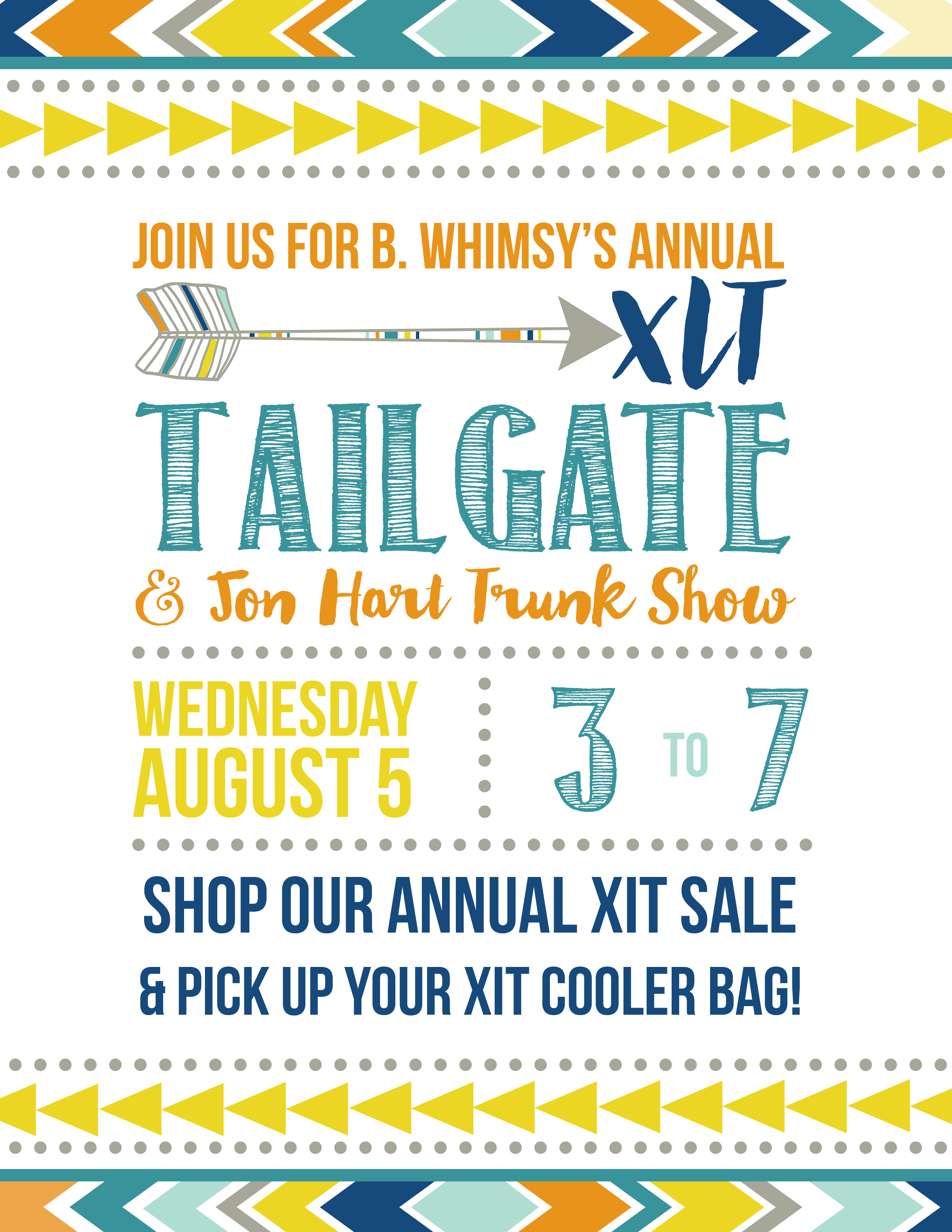 XIT Tailgate