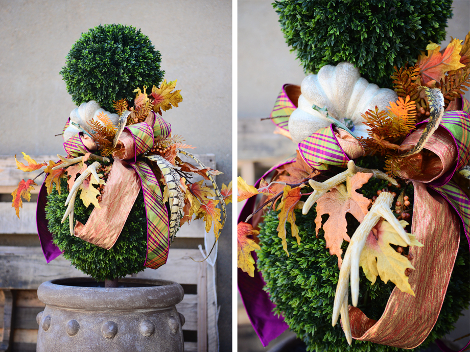 Fall Decor by B. Whimsy