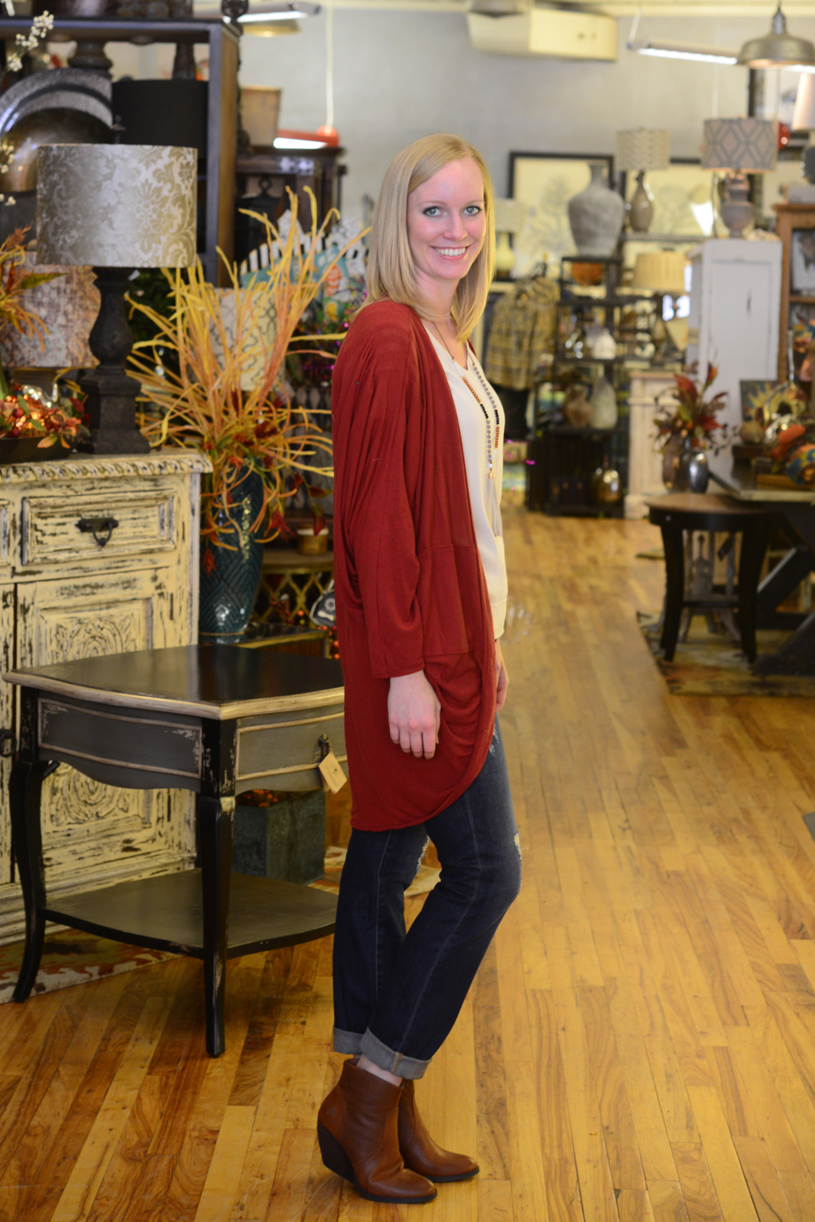 Fall Clothes by B. Whimsy