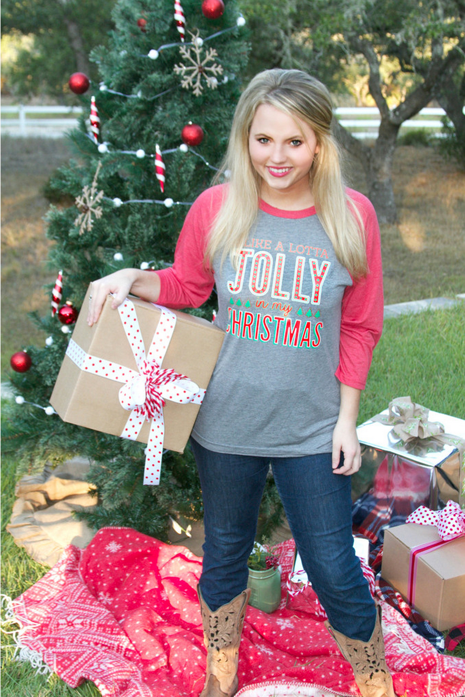 Christmas Tees by B. Whimsy