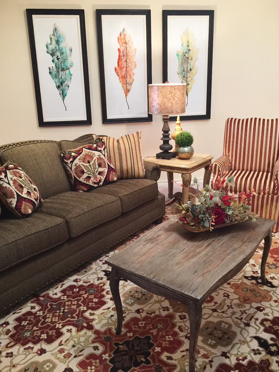 Home Decorating by B. Whimsy