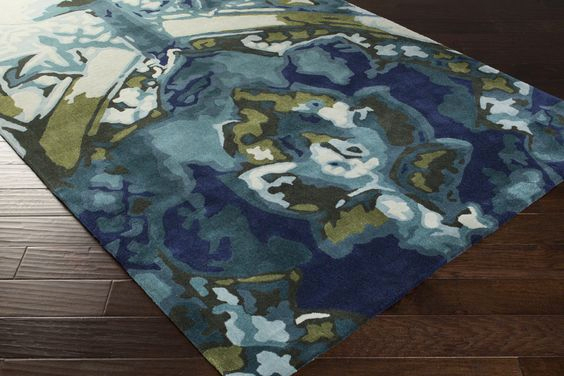 Rugs by B. Whimsy