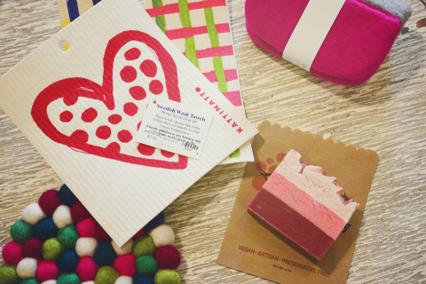 Gift Ideas at B. Whimsy
